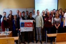 Intens Pelajari Perawatan Khusus Lansia, Ners UMM Go International