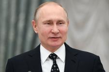 Putin Terpilih Kembali sebagai Presiden Rusia