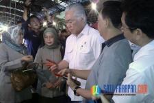 Mendag Jamin Harga Pangan Terkendali Jelang Ramadan 2018