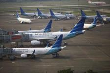 Eropa Cabut Larangan Terbang Maskapai Penerbangan Indonesia