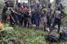 KKSB Serang Lima Anggota TNI di Yambi Papua