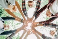 Pdt Michel Charbonnier: Persatuan Lahir dari Cinta Kasih dan Berbagi