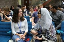 50 Pemuda Kristen dan Islam Ikuti Forum Dialog Perdamaian