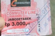 Tiket KRL Gratis Dibantah PT Kereta Commuter Indonesia