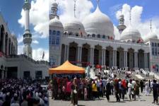 Didemo, Tiongkok Tunda Perobohan Masjid Agung