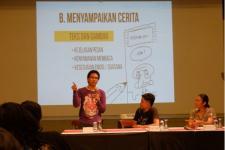Membuat Komik bersama Komunitas Comicotopia Bali
