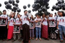 215 Jurnalis Dipenjara di Seluruh Dunia