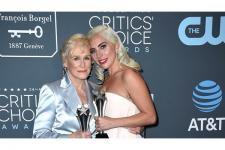 Critics' Choice Award: Lady Gaga dan Glenn Close Berbagi Predikat Terbaik