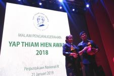 Sedulur Sikep dan Eva Bande Raih Yap Thiam Hien Award 2018