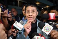 Maria Ressa: Pemred Situs Berita Rappler Filipina Dibebaskan dengan Jaminan