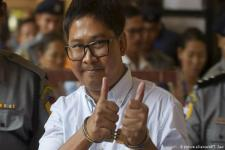 Pulitzer untuk Jurnalis Myanmar yang Dipenjara karena Berita Rohingya