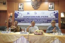 16.666 Siswa Lulus Seleksi PMDK di 42 Politeknik Negeri