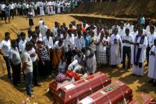 ISIS Klaim Bertanggung Jawab atas Serangkaian Bom di Sri Lanka