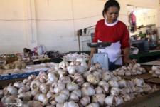 Harga Bawang Merah dan Putih Naik Drastis di Malang