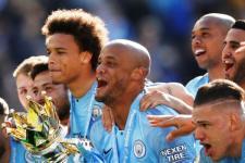 Manchester City Juara Liga Premier Inggris dengan 98 Poin