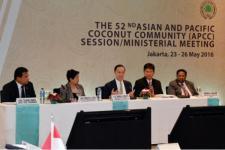 Pertemuan APCC ke-52 Bahas Penguatan Produk Kelapa Global