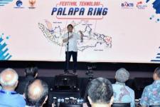 Palapa Ring Terintegrasi Juni 2019