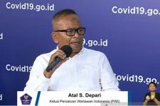 PWI Ingatkan Pemberitaan COVID-19 Cerahkan Masyarakat
