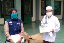 PMI Distribusikan Disinfektan ke Rumah Ibadah Tangerang