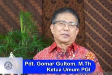 PGI: Maksimal Jemaat Beribadah 50 Persen Kapasistas Gereja