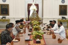 Ketum PGI Ungkap Isi Pertemuan Presiden bersama Tokoh Agama