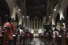 Katedral Jakarta Gelar Ibadah di Gereja 12 Juli