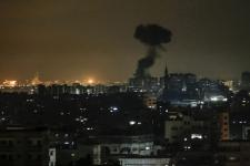 Balasan Bom Balon, Israel Menyerang Hamas