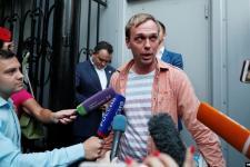 Jurnalis Rusia Dibebaskan, Kelompok Liberal Lawan Putin