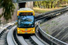 Gabungkan BRT dan LRT, Pemerintah Kaji Penggunaan O-Bahn untuk Transportasi Massal