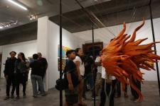 Empat Puluh Mahasiswa Seni Rupa Lintas Kampus Pameran Bersama