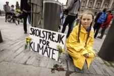Greta Thunberg, Dinominasikan Raih Nobel Perdamaian