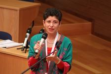 Dr Azza Karam, Pemimpin Baru World Conference of Religions for Peace