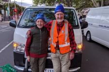 44 Tahun Membantu Bagikan Makan Gratis di Melbourne