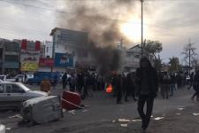 Amnesti Internasional: Kerusuhan Iran Tewaskan 106 Orang