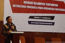 BPIP: Ekonomi Kerakyatan UKM Wujud Sila Kelima Pancasila