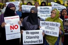 Unjuk Rasa Menentang UU Kewarganegaraan di India Ricuh