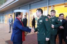 Menhan Prabowo ke China Bahas Kerja Sama Pertahanan