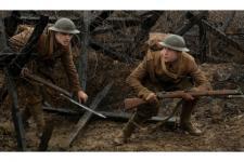 """""""1917"""", Cerita Heroik Perang Dunia I Didukung Visual Apik"""