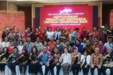 PWKI Anugerahi Penghargaan Lima Tokoh Kebhinnekaan