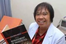 Ahli Toksikologi: Ular Langka Banyak Hidup di Pulau Flores
