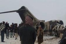 Pesawat Militer AS Jatuh di Afghanistan