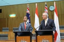 Jokowi Ajak Australia Ikut Perjuangkan Demokrasi-HAM