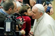 Vatikan-China Lakukan Pertemuan Diplomatik Tingkat Tinggi