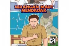 Pendidikan.id Rilis Komik Tentang Penyakit Jantung