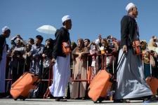 Arab Saudi Hentikan Visa untuk Negara Terkena COVID-19