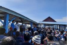 """Ratusan TKI Pulang dari Malaysia Mulai """"Banjiri"""" Riau"""