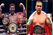 Tinju Kelas Berat: Pertarungan Joshua vs Pulev Ditunda