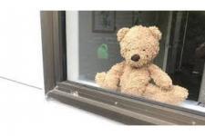 Warga Selandia Baru Saling Dukung Selama Karantina lewat Teddy Bear