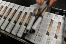 Surat Kabar Lokal AS Menghadapi Pandemi Yang Lain