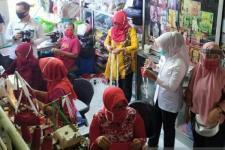 UMKM Palembang Produksi Masker